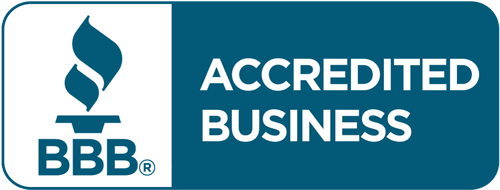 Tree Work By Mitch Drake & Sons is accredited by the BBB